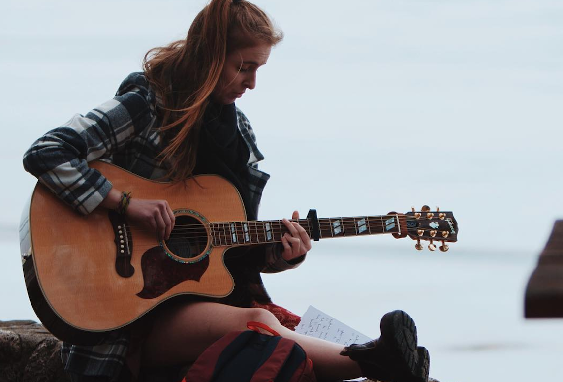 Songwriting, Voice & Guitar Lessons